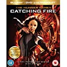 The Hunger Games: Catching Fire - Triple Play [Blu-ray + DVD + UV Copy] [2013]