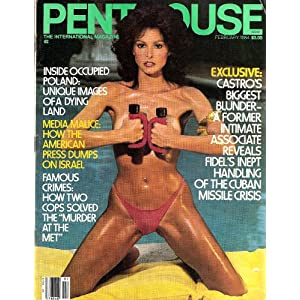 penthouse magazine february 1984 penthouse books   amazon ca