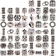 eART Tibetan Silver Spacer Beads Fit…