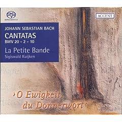 Bach, J.S.: Cantatas, Vol. 7 - Bwv 2, 10, 20