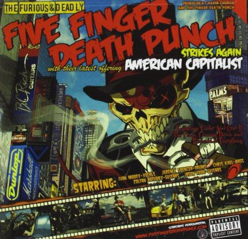 Five Finger Death Punch - 90