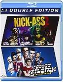 Kick-Ass 2 / Scott Pilgrim Vs. The World (2 Blu-Ray)