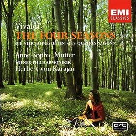 The Four Seasons, Concerto No. 4 In F Minor (L'inverno/ Winter) RV297 (Op. 8 No. 4): I. Allegro Non Molto