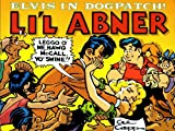 Li'l Abner: Dailies, Vol. 23: 1957 - Elvis in Dogpatch (0878163042) by Al Capp