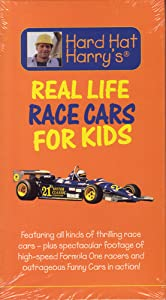 Hard Hat Harry Real Life Race Cars For Kids