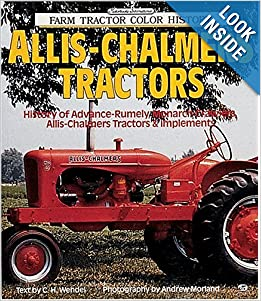 allis chalmers tractor coloring pages - photo#33