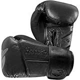 Hayabusa Fightwear Tokushu Regenesis 16oz Gloves, Black, 16 oz.