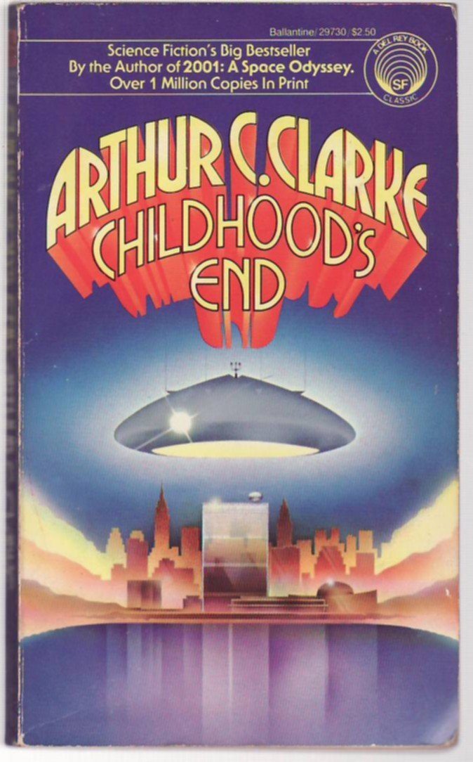 An analysis of science fiction in childhoods end by arthur c clarke