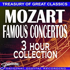 Mozart: Piano Concerto No. 23 in A major, K. 488, Adagio