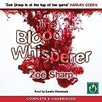 The Blood Whisperer | Zoë Sharp