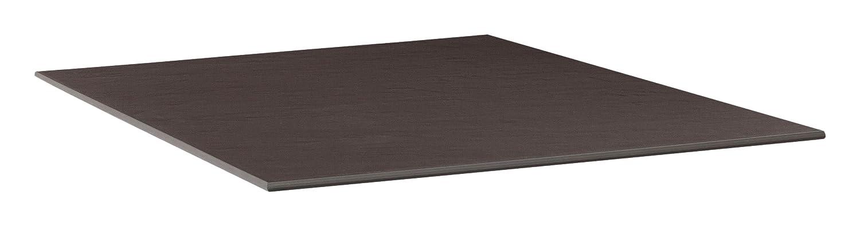 KETTLER Advantage Esstische Kettalux Plus Tischplatte 95 x 95 cm Schieferoptik, braun jetzt kaufen