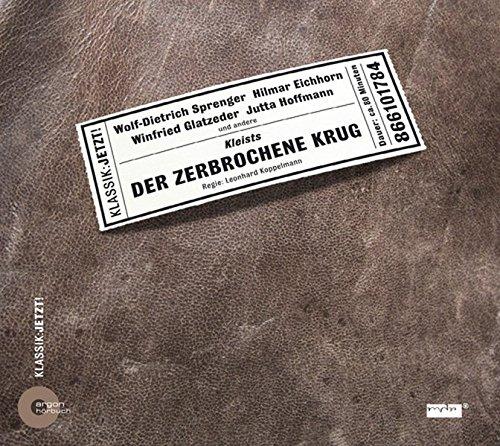Der zerbrochene Krug. CD