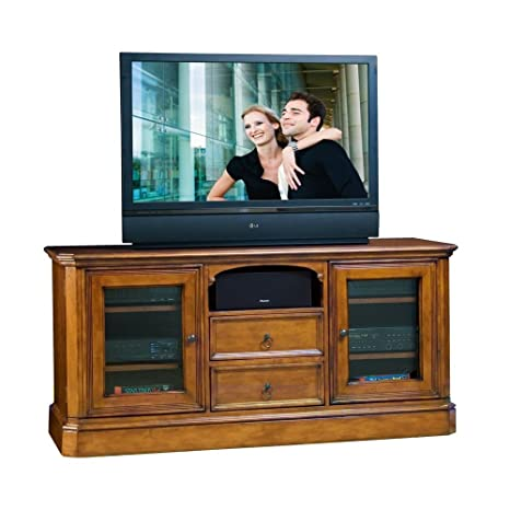 TV Console by Sligh - Natural Wood (9700-1-CA)