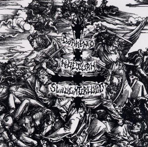 DARKENED NOCTURN SLAUGHTERCULT -  Felpa  - uomo Nero nero s