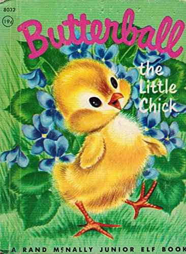 butterball-the-little-chick-a-rand-mcnally-junior-elf-book-8032