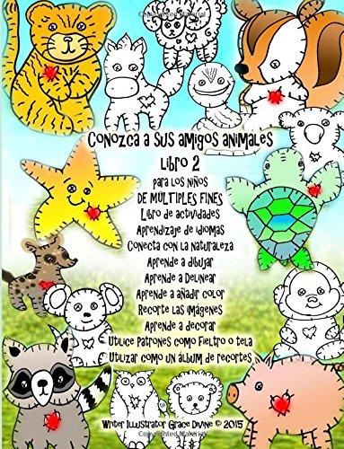 conozca-a-sus-amigos-animales-libro-2-para-los-ninos-de-multiples-fines-libro-de-actividades-aprendi