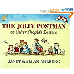 The Jolly Postman: Or Other People's Letters: Janet Ahlberg, Allan