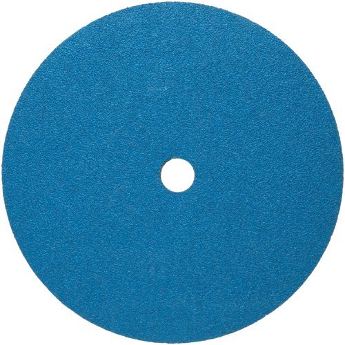 norton-norzon-plus-f826-abrasive-disc-fiber-backing-zirconia-alumina-7-8-arbor-5-diameter-grit-50-bo
