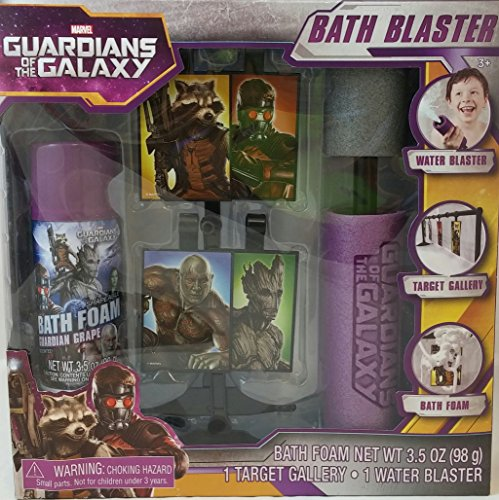 Guardians of the Galaxy Bath Blaster
