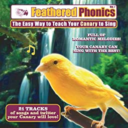 Teach Your Canary to Sing - Special Edition with Free Perch