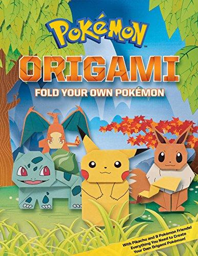 Pokemon-Origami-Fold-Your-Own-Pokemon
