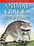 Animal Tracks of New England (Animal Tracks Guides)