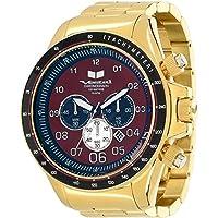 Vestal Men's ZR3015 ZR-3 Brushed Silver Chronograph Watch by Vestal