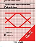 img - for Telecommunications Principles (Tutorial Guides in Electronic Engineering) book / textbook / text book
