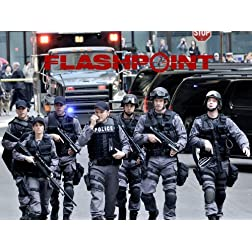 Flashpoint, Season 4