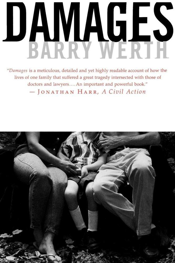 DAMAGES: Barry Werth: 9781416594918: Amazon.com: Books