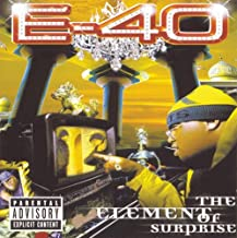 E-40 - Element of Surprise