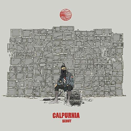 CD : Calpurnia - Scout (CD)