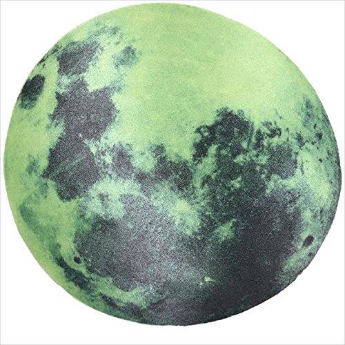 ウォールステッカー 子供部屋 月 MOON 光る月 剥せる12cm 20cm...