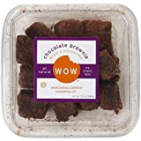 WOW Baking Company Gluten Free Cookies Tub - Chocolate Brownie - 12 oz