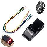 Optical Fingerprint Reader Sensor Module for Arduino Mega2560 UNO R3 51 AVR STM32 Red Light DC 3.8-7V