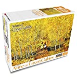 Anne of green gables Jigsaw Puzzle - 1014pcs Promiss of path