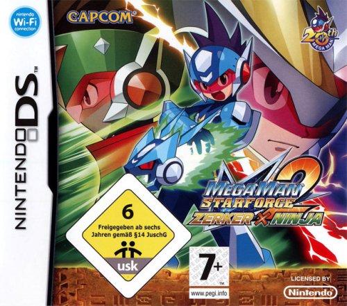 Mega Man - Star Force 2: Zerker x Ninja [Edizione : Germania]