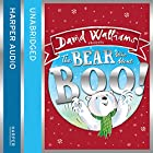 The Bear Who Went Boo! Hörbuch von David Walliams Gesprochen von: David Walliams