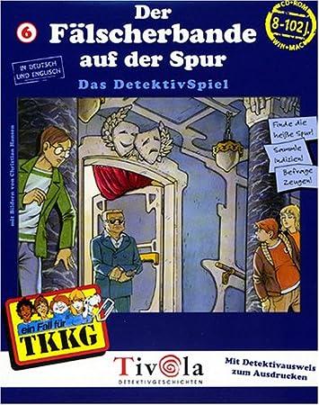 TKKG: Der Fälscherbande auf der Spur