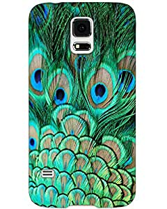 Hugo Samsung Galaxy S5 Back Cover Hard Case Printed