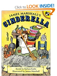 James Marshall's Cinderella by Barbara Karlin and James Marshall