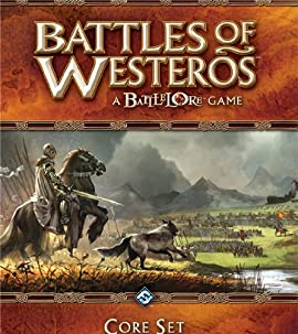 Battle of Westeros: A Battlelore Game