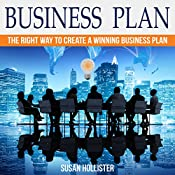 Business Plan: The Right Way to Create a Winning Business Plan   [Susan Hollister]