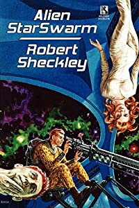 Alien Starswarm Human's Burden (Wildside Double #6) by Robert Sheckley, Damien Broderick and Rory Barnes