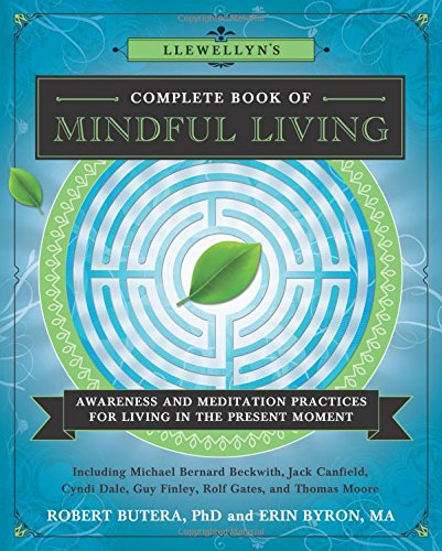 Llewellyn's Complete Book of Mindful Living: Awareness & Meditation Practices for Living in the Present Moment (Llewellyn's Complete Book Series) (Jack Bowen compare prices)