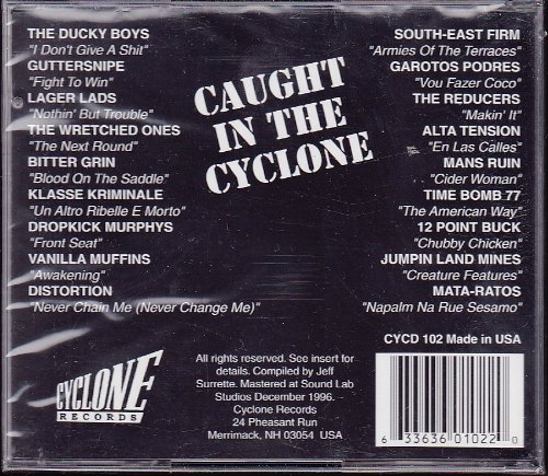 Caught in the Cyclone: Oi!/Streetpunk Collection, Vol. 1