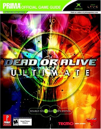 Image for Dead or Alive Ultimate (Prima Official Game Guide)