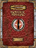 Premium Dungeons & Dragons 3.5 Monster Manual with Errata (Dungeons & Dragons Core Rulebooks)