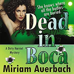Dead in Boca Audiobook