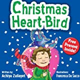 Bedtime stories: Christmas Heart Bird (Childrens books for early readers, ages 4-8)